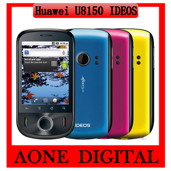 Original Huawei U8150 Wi-fi GPS Bluetooth 3G Unlocked Mobile Phones Free Shipping