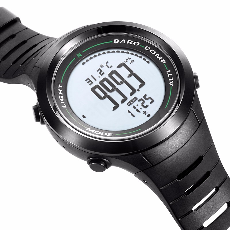 NorthEdge мужская спорт Цифровые часы часы Мужчины Подарочные Военная наручные часы Высота Барометр Компас Термометр Шагомер кемпинг