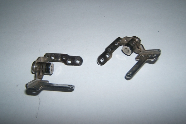 "for SONY VGN-S S16C VGN -S150 S26C S36C 13.3"" Series Laptop LCD LED Hinges one pair AS Photo(China (Mainland))"