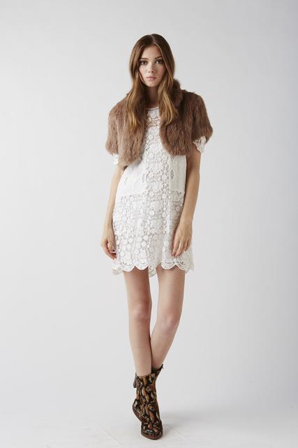 FC01102 Новый стиль мода женщины 100% реального кролика трикотажные пальто