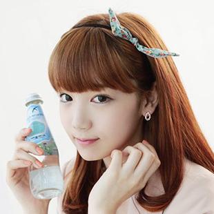 Fashionable Women's wedding jewelry Hair Accessories Rabbit ears Headband Headband Hairpin clip Short Hair Accessories(China (Mainland))