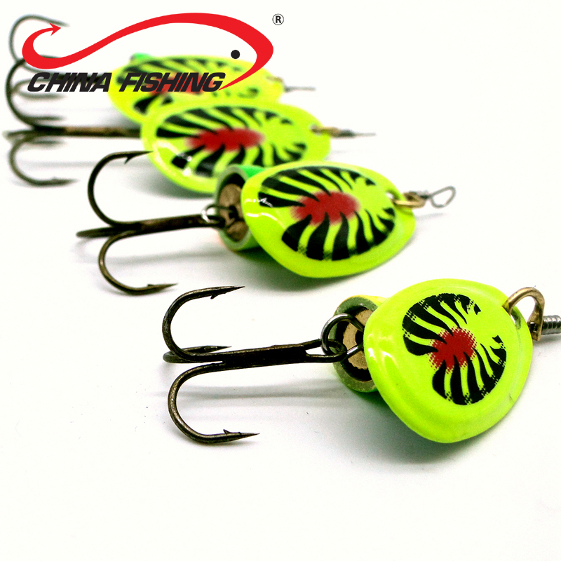 1pcs Spinner Bait 5g,8g,10g,13g Spoon Fishing Lure Bait Bass Baits Fishing Hooks Metal Lure Spinner Isca Artificial(China (Mainland))