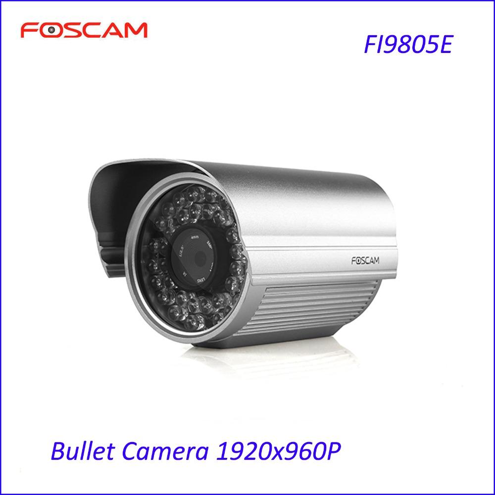 Foscam FI9805E POE HD MegaPixel 720P Outdoor IP Security Network IP Camera H.264 Auto interruptor DDNS IP Camera<br><br>Aliexpress