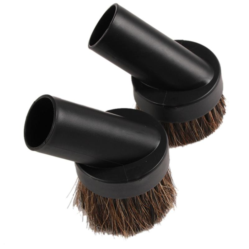 24/ 40mm Home Horse Hair Dusting Brush Dust Clean Tool Attachment Vacuum Cleaner Practical Home Clearner Tools New Arrival(China (Mainland))