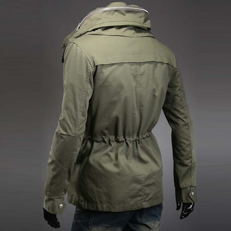 Free Shipping New 2015 Hot Winter Jacket Men Slim Thicken Outdoor Coat Hooded Jacket Men Clothes