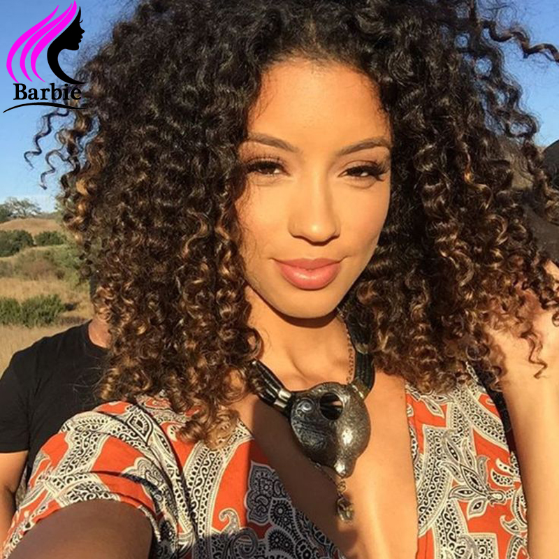 7A Grade Human Hair Lace Closure Brazilian Virgin Hair With Closure 4 Bundles With Closure Kinky Curly Virgin Hair With Closure