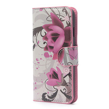 brand case smartphone ios Wallet Flip PU Leather Case for Apple iPhone 6 Plus 5 5