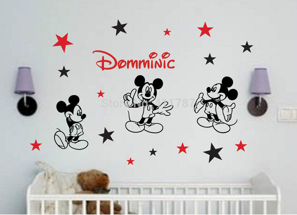 online kaufen gro handel mickey mouse personality aus china mickey mouse personality gro h ndler. Black Bedroom Furniture Sets. Home Design Ideas