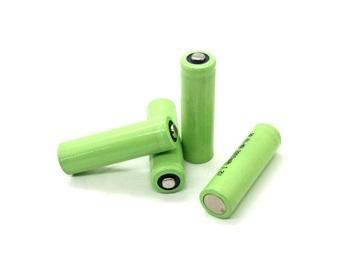 4* 2800mAh NIMH AA Rechargeable Batteries