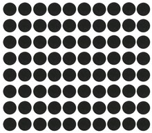 Model bases 80 x 32mm round plastic bases for Gaming Miniatures(China (Mainland))