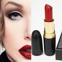 1PC High Quality  beauty red lipsticks mc ruby woo Lipstick rouge Moisture Matte Color Waterproof Lipstick Long Lasting Free Shp