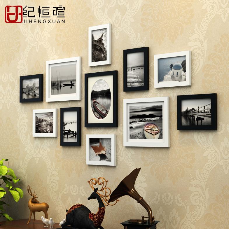 Коллаж для фотографий на стену