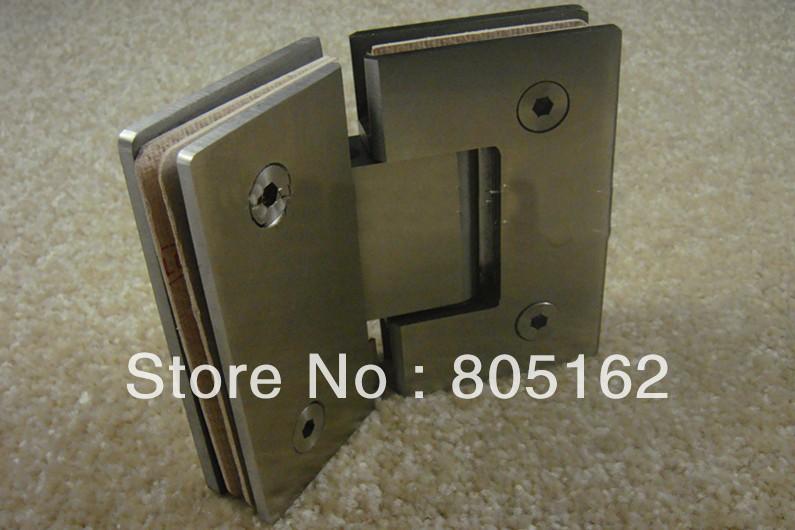 Glass door hinge,shower door hinge,stainless steel hinge(XYGL-05)(China (Mainland))