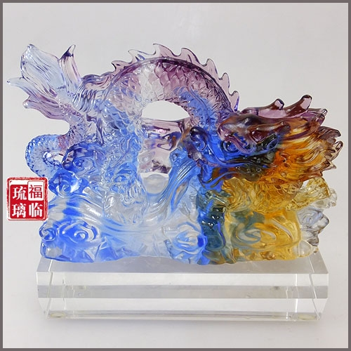 Life practical gifts novelty DIY creative business company promotional activities Fulin custom glass enrichment Xianglong(China (Mainland))