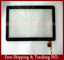 Code:TOPSUN_M1003_A1 250*154mm  New 10.1 inch Tablet PC MID LCD Screen Touchscreen Digitizer Touch Glass Panel Lens Replacement