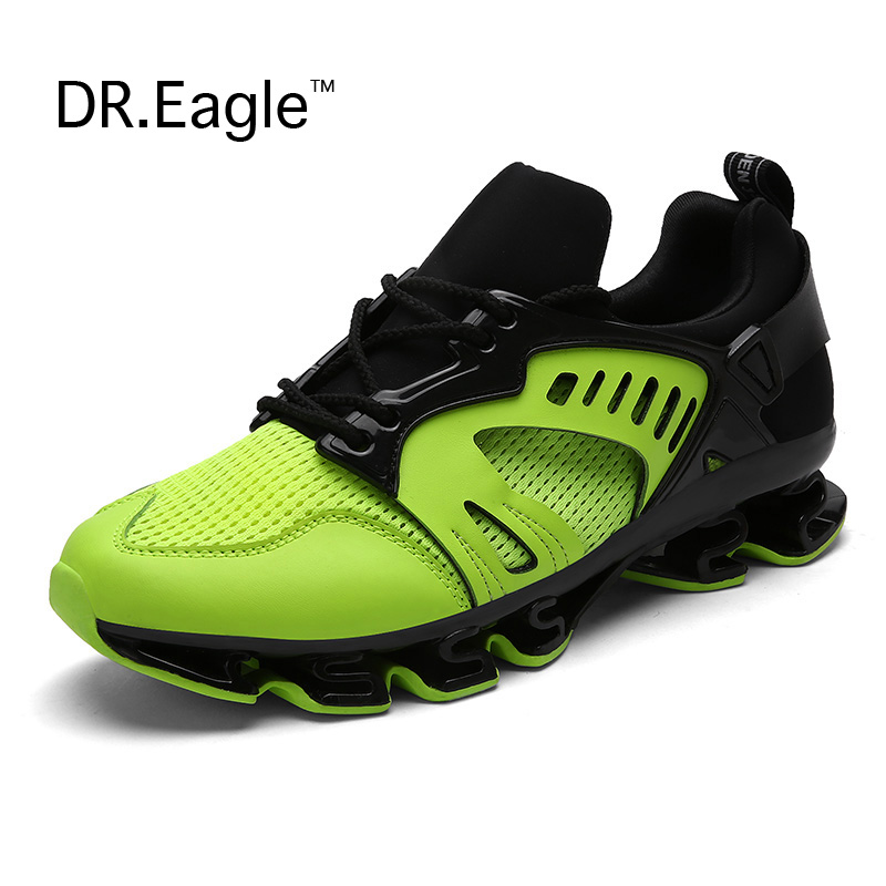 Breathable Outdoor sport mens running shoes 2016 mens athletic shoes Sneakers Women's Running Shoes Free shipping(China (Mainland))