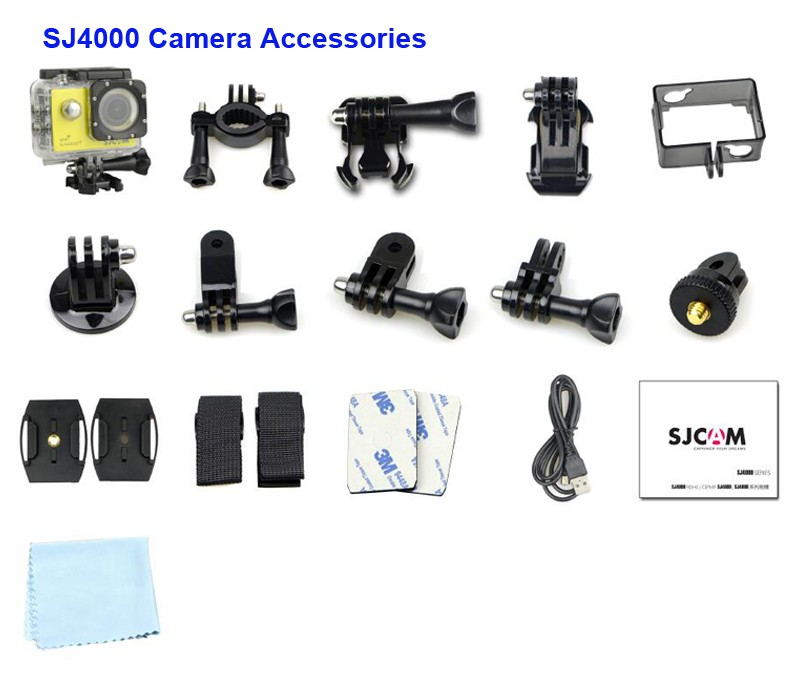 image for Free Shipping!!Original SJ4000 WiFi  SJCAM Diving 30M Waterproof Sport