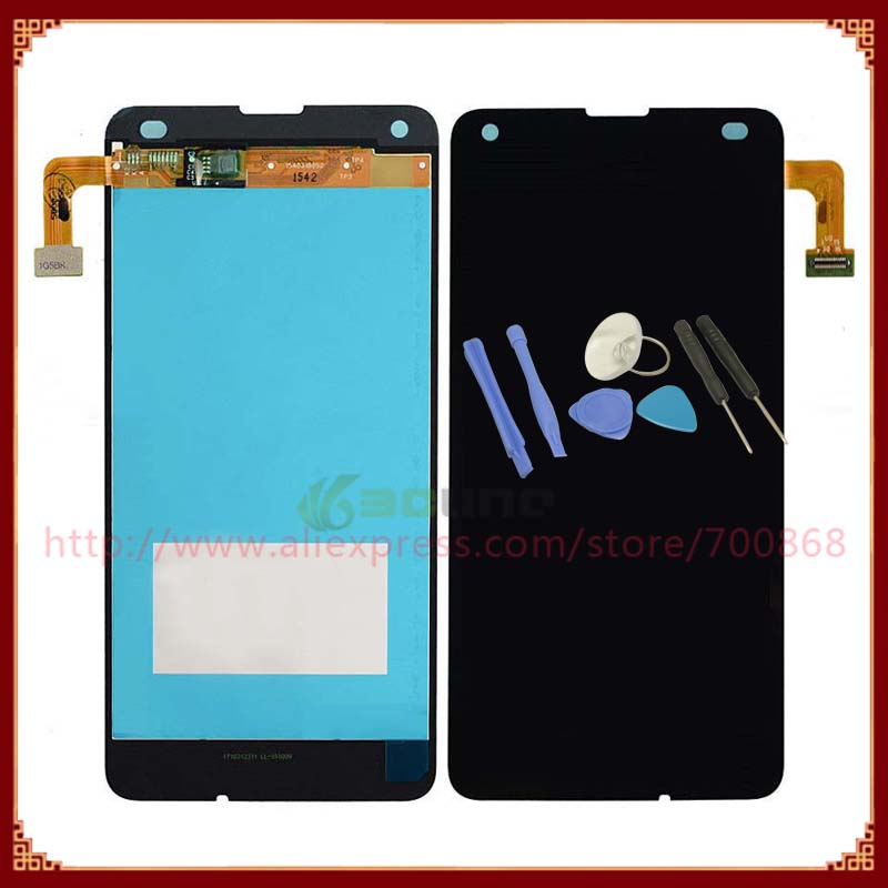 Nokia lumia 550 LCD display Touch Screen Digitizer Assembly Black + Free Tools - Topparts store