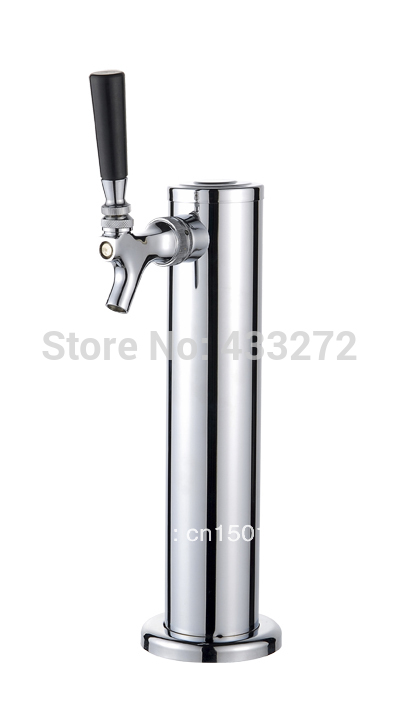 beer bar Single Tap/Faucet beer tower,Draft Beer Column
