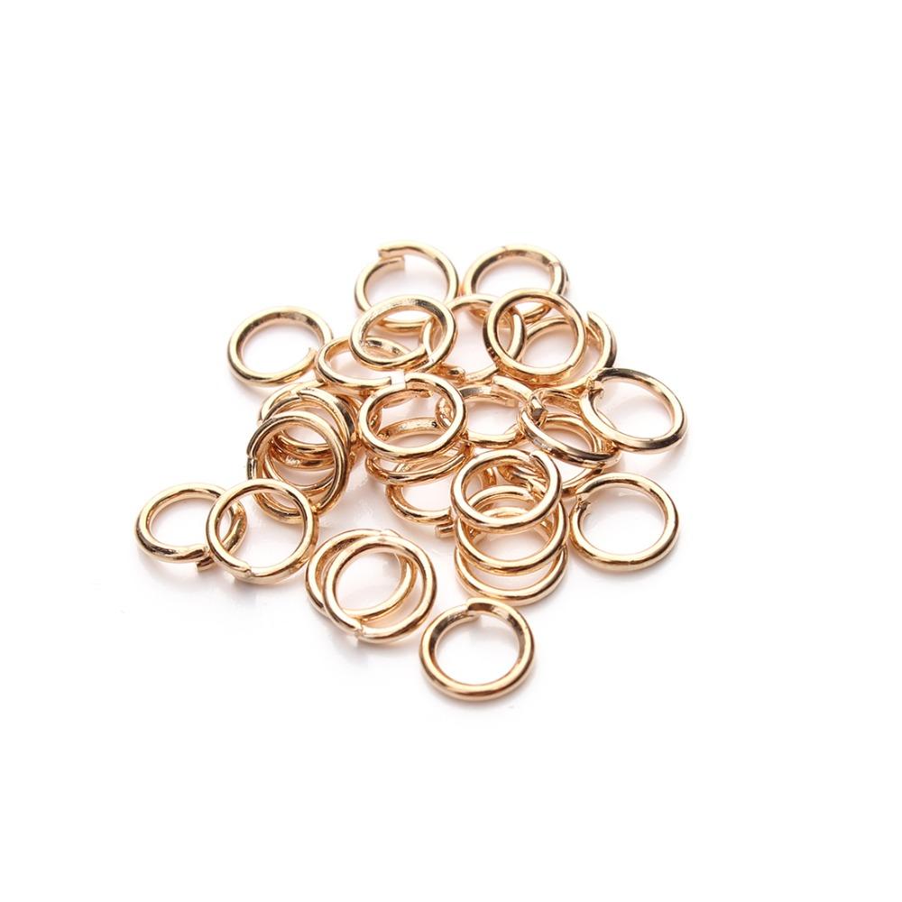 3mm 200pcs/lot wholesale vintage metal antique bronze diy jewelry jump ring & split rings loop jewelry making F309(China (Mainland))