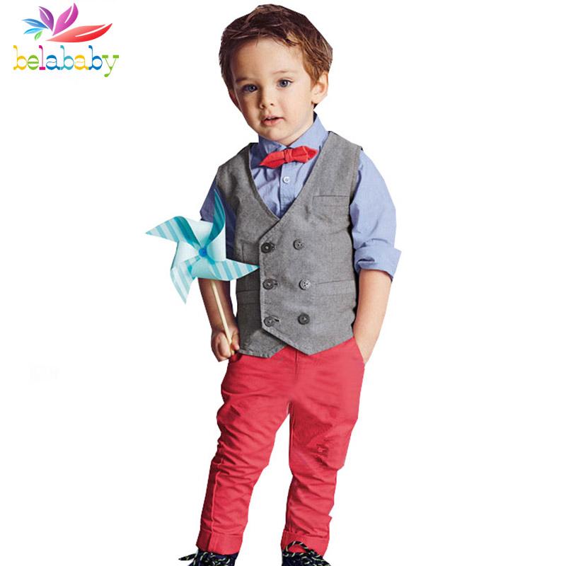 online kaufen gro handel baby junge krawatte hemd aus. Black Bedroom Furniture Sets. Home Design Ideas