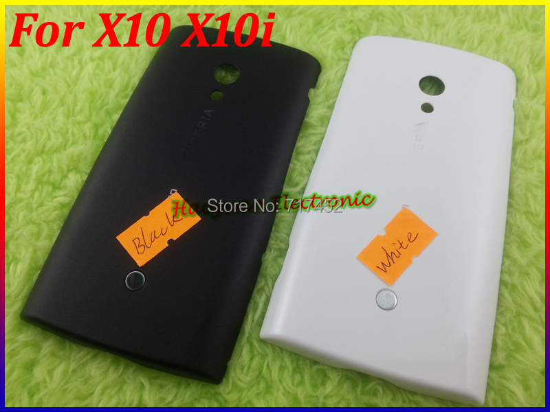 100% Original Back Housing Battery Cover Case For Sony Ericsson Xperia X10 X10i Replacement with LOGO+Open Tool Free shipping!(China (Mainland))