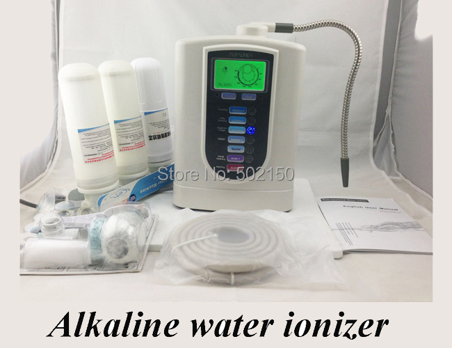 Alkaline Water Ionizer for wholesale and retail<br>