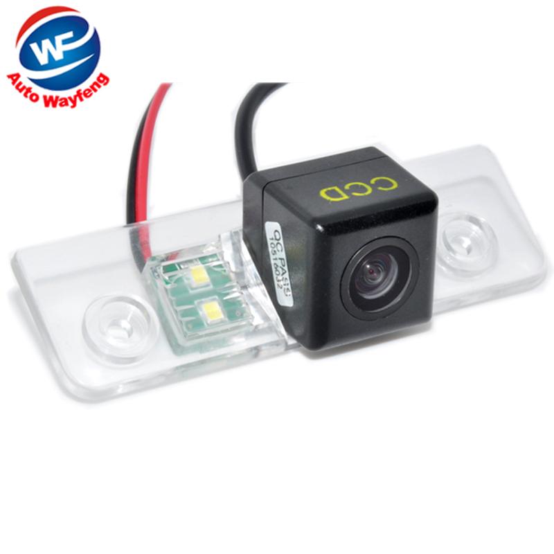 Backup Camera Rear View Rearview Parking Camera Night Vision Car Reverse Camera For Skoda Octavia(China (Mainland))