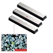 1 Set 3pcs Kitchen Tool Knife Sharpener Edge Diamond Whetstone Sharpening Stones for Ruixin Pro Knife Sharpener System(China (Mainland))