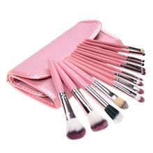 Matto Eye Makeup Brushes 14Pcs Professional Makeup Brush Set Cosmetics Eyeliner Eyeshadow Make Up Tools Beauty Pencil Brush Kits(China (Mainland))