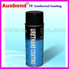 Wholesale PCBA Spray Polyurethane Conformal Coating PU Red Color Ausbond 70 Urethane Coating for Printed Circuit Boards OEM(China (Mainland))