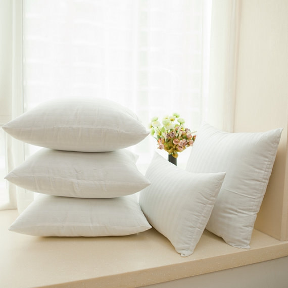 Free shipping Hot sale 1 pcs new pillow insert Cushion insert fit for 45cm 30x50cm 50cm 55cm 60cm pillow home decorative cushion(China (Mainland))
