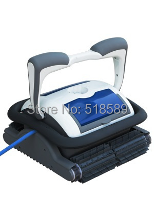 Promotion automatic,robotic swimming pool cleaner with 18m cable /automatic pool cleaner(China (Mainland))