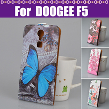 Buy J&R Cover DOOGEE F5 Mobile Case Fashion Cartoon Open Leather Flip Cover Case Doogee F5 Phone Case Stock for $4.29 in AliExpress store