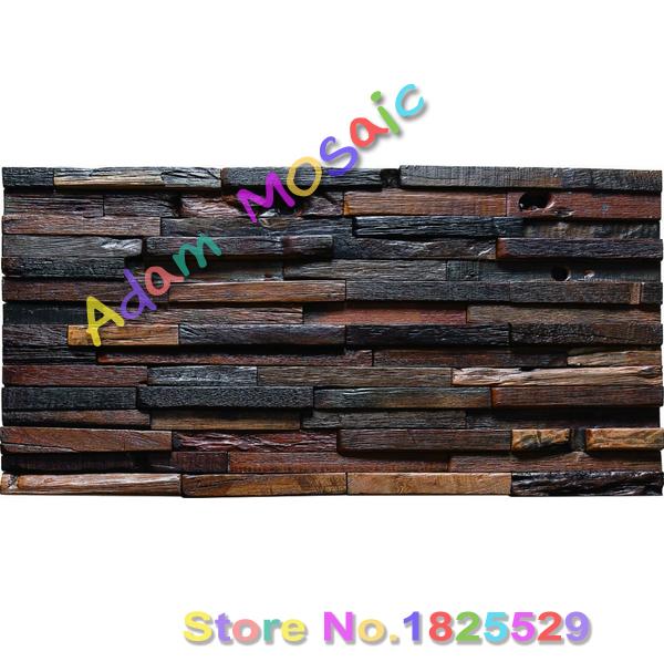 Lambrisering hout promotie winkel voor promoties lambrisering hout op - Deco mozaieken badkamer ...