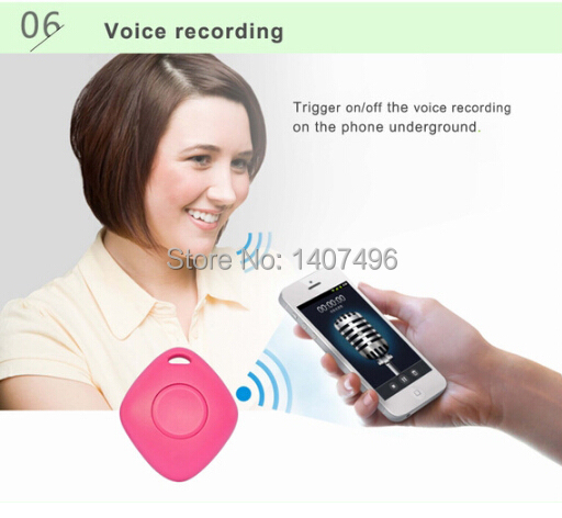 2014 Newest design cheap price bluetooth anti lost alarm wireless bluetooth key finder for iPhone Samsung(China (Mainland))