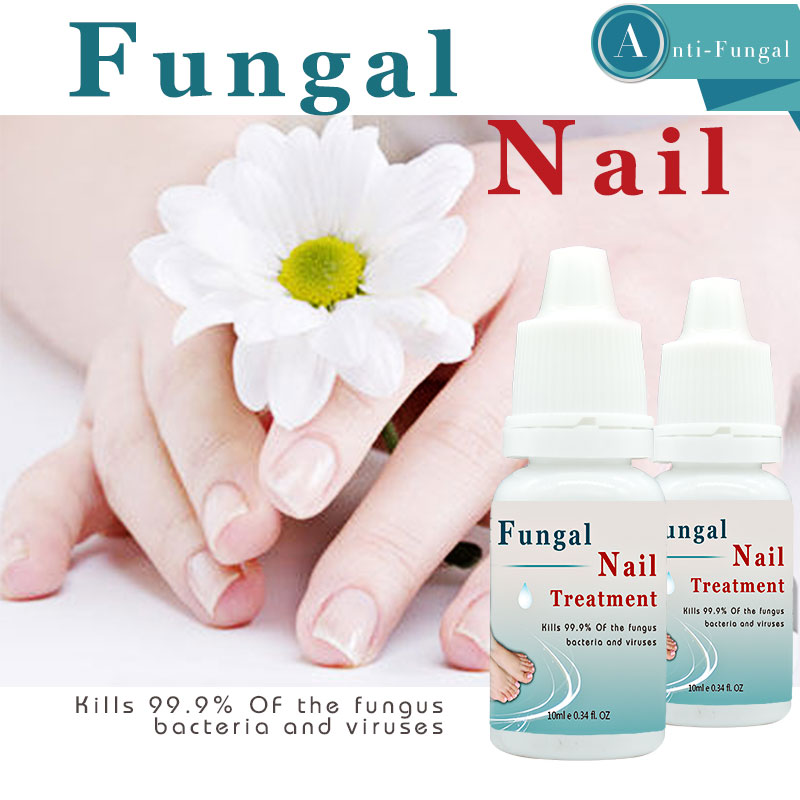 Pure Natural Nail Treatment Cuticle Oil Fungus Removal Essence Best Antifungal Nail Care Gel Nourishing Softener(China (Mainland))