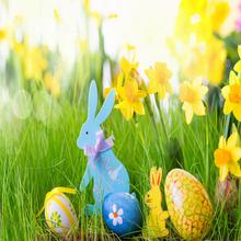 3m*3m(10*10ft) easter photography backdrops Eggs fairy grass fundo fotografico newborn Easter Sunday ZJ - Marry wang store