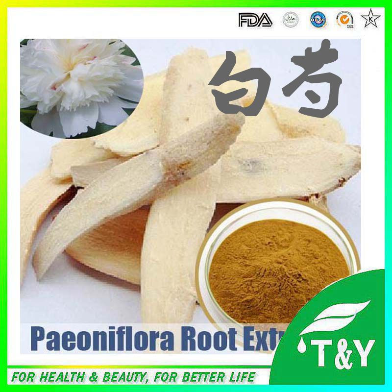 High Quality white peony root extract Powder/Paeonia Lactiflora Extract