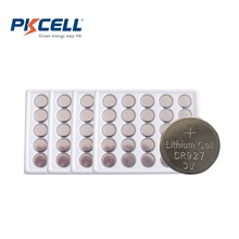 Buy 100Pcs*PKCELL 3V CR927 DL927 ECR927 5011LC Lithium Battery CR 927 Button Coin Cell Battery for $11.92 in AliExpress store