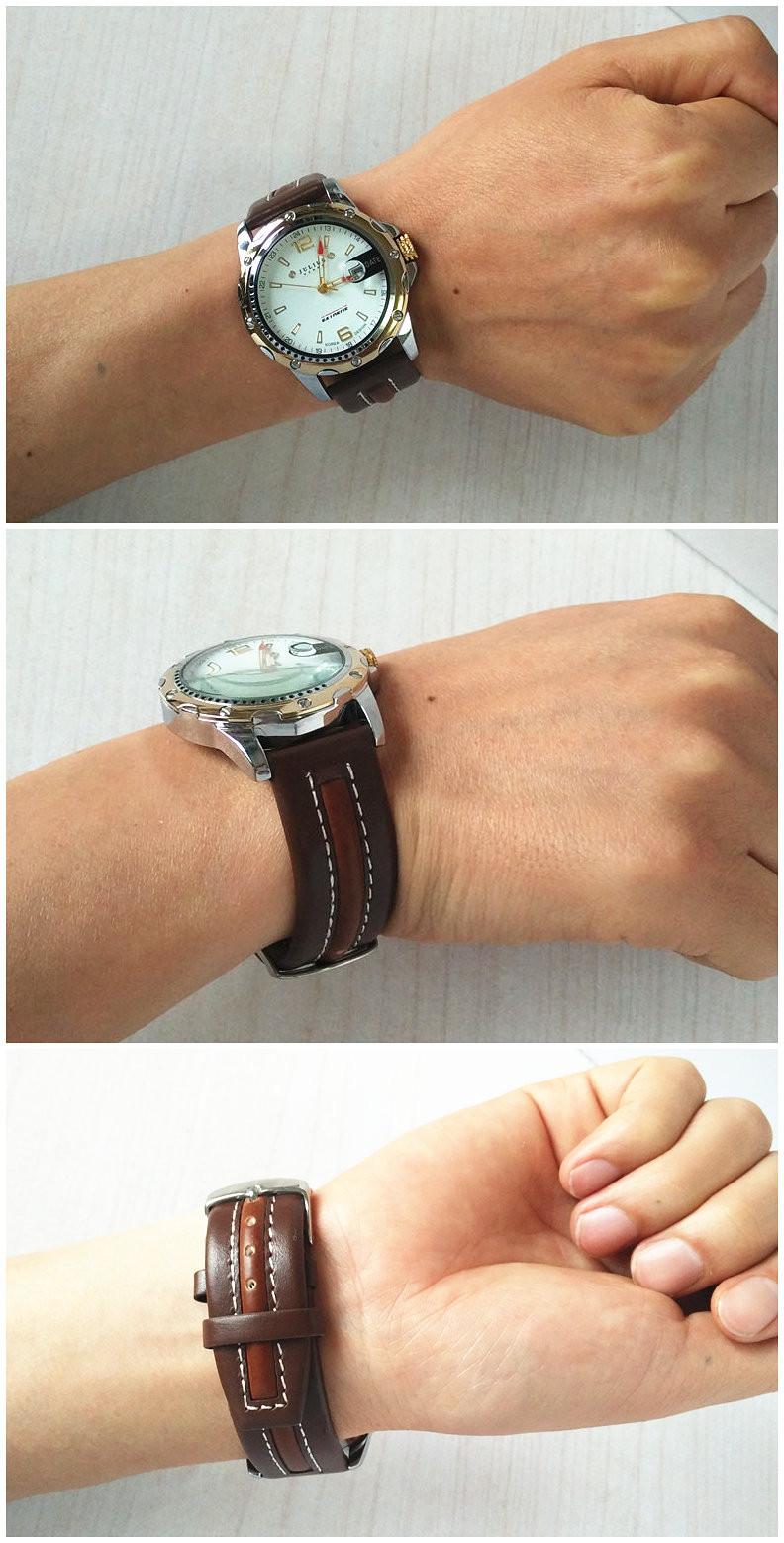 Человек мужская Homme наручные часы кварцевых часов лучший мода платье браслет группа кожа спортивные часы ретро мальчик подарок на день рождения 007