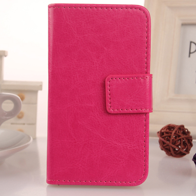 Hot Selling PU Leather Accessories Cell Phone Book Style With Flip Design Case For infoucus m210 Protective Cover(China (Mainland))