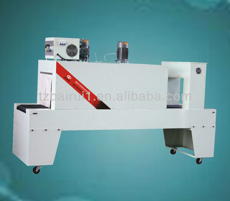 BSE-6040 jet pe film shrink tunnel,PE film Shrink Packing Machine,PVC POF shrink Packaging Machine,bottles and carton shrink(China (Mainland))