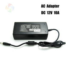 High quality AC power supply Adapter to DC 12V 8A 120w,input AC100-240V 50-60 Hz .with FCC,CE standard free shipping