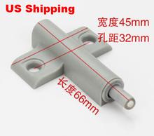 US Shipping 20pcs Kitchen Cabinet Door Drawer Soft Quiet Close Closer Damper Buffers + Screws(China (Mainland))