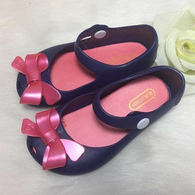Kindstraum летняя обувь для девочек-младенцев мягкое дно с бантом дети милые мулы ...