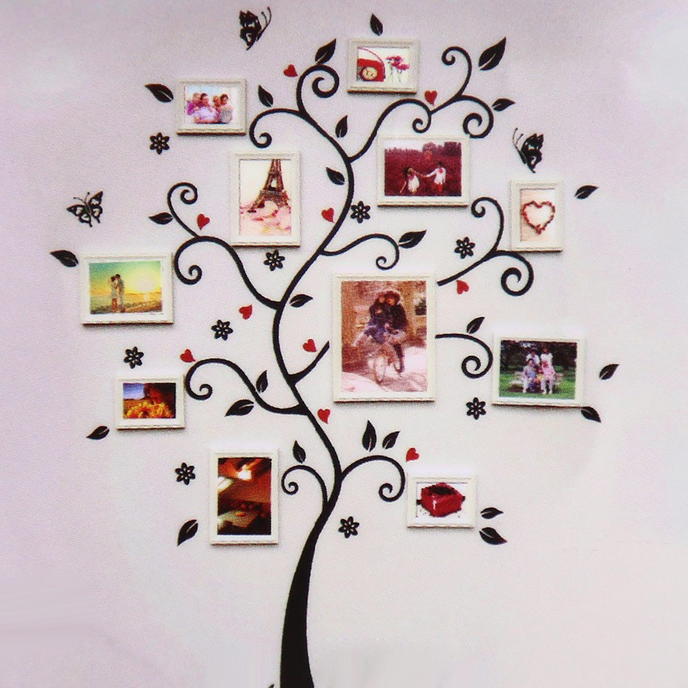 Removable Decoration Family Tree Wall Sticker Memory Tree