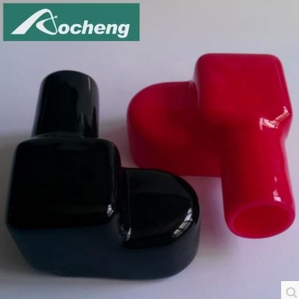Battery terminal battery cover battery insulation sleeves(China (Mainland))