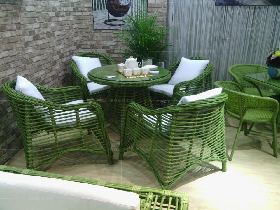 Stylish coffee table and chairs anti bamboo wicker chairs for Bamboo outdoor furniture