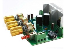 Two channel 2.0 15W+15W TDA2030A hifi stereo amplifier AMP board DIY Kit TDA2030AMP(China (Mainland))
